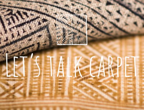Let's talk carpet